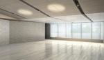 Samyama main yoga studio, 'Ascension' with modular art wall systems