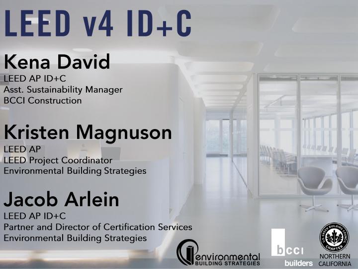 LEED v4 Education Series: ID+C | BCCI Construction Company Blog